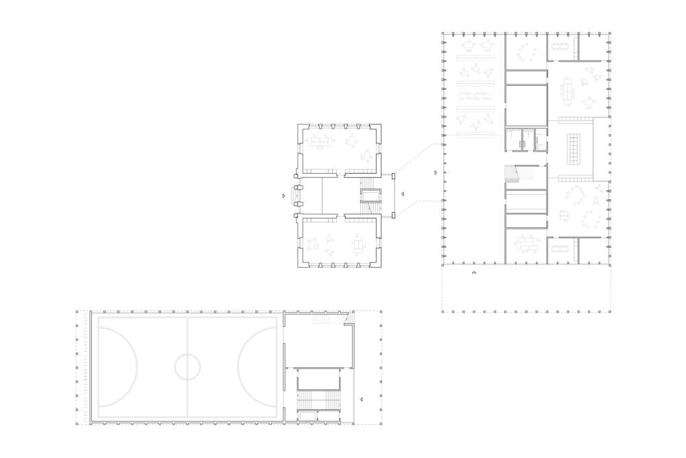 ahaa - Hic et Nunc Liestal Floorplan Level 1