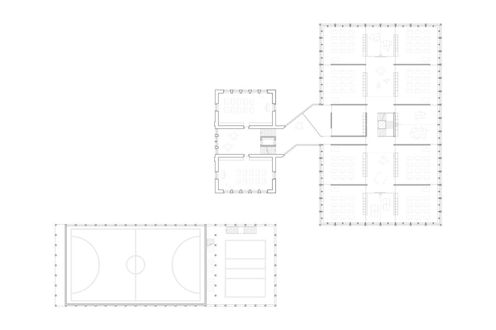 ahaa - Hic et Nunc Liestal Floorplan Level 2