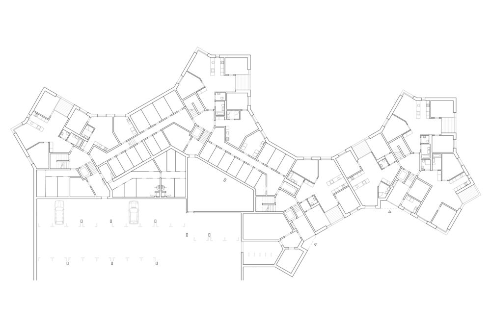 ahaa - Ivy Vernier Floorplan Level 1