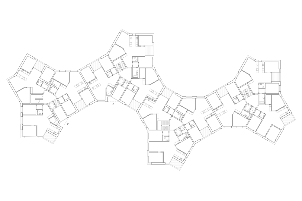 ahaa - Ivy Vernier Floorplan Level 2