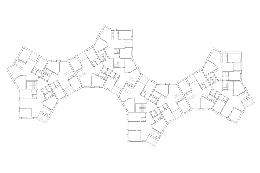 ahaa - Ivy Vernier Floorplan Level 3