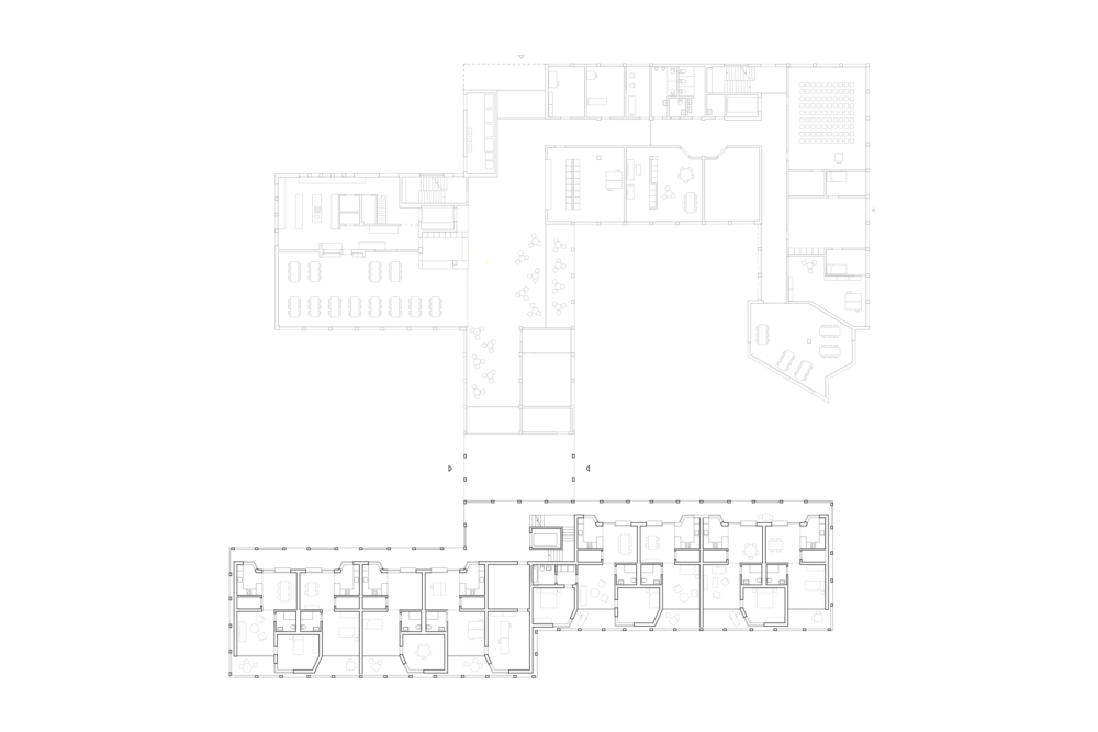 ahaa - Semper Viridis Engelberg Floorplan Level 1